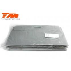 HARD9031-1 Elément de sac - Tiroirs plastique pour HARD9031 & TM119212 (1 large et 4 petits)