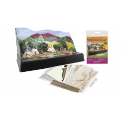 WLS-SP4133 Tepee Village Kit