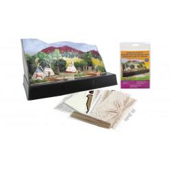 WLS-SP4133 Tepee Village Kit