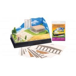WLS-SP4137 Ancient Architechture Kit