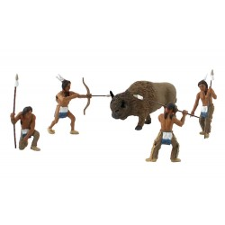 WLS-SP4444 Native American Hunt