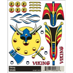 WLS-SR486 Viking Dry Transfers