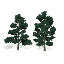 """WLS-TR1517 TREE DK. GREEN 6""""-7"""""""