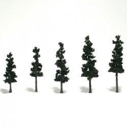 """WLS-TR1560 CONIFERS GREEN 2 1/2""""-4"""""""
