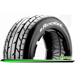 LR-T3266I Louise RC - B-ROCKET - Set de pneus Buggy 1-5 - Sport – Avant