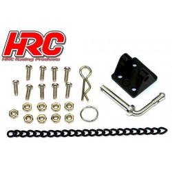 HRC25211 Body Parts - 1/10 Crawler - Scale - Metal Fixed Button