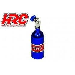 HRC25223BL Body Parts - 1/10 Crawler - Scale - Nitrogen Tank - Blue