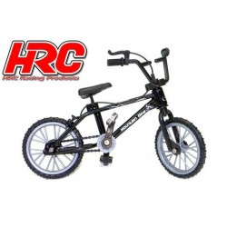 HRC25225BK Body Parts - 1/10 Crawler - Scale - Bike - Black