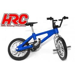 HRC25225BL Body Parts - 1/10 Crawler - Scale - Bike - Blue