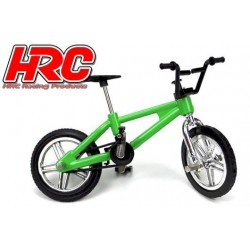 HRC25225GR Body Parts - 1/10 Crawler - Scale - Bike - Green