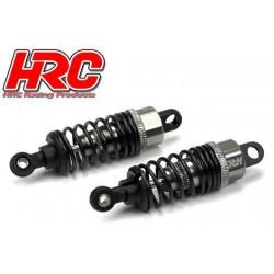HRC28021TI Option Part - 1/10 Touring - 65mm - Titanium Shock Set (1 pair)