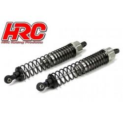 HRC28025TI Option Part - 1/10 Truck - 100mm - Titanium Shocks Set (1 pair)