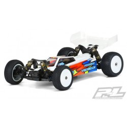 PL3544-25 Carrosserie - 1/10 Buggy - Transparente - Light Weight - Axis - Yokomo YZ-4