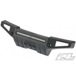 "PL6342-01 Option Part - Traxxas X-MAXX - PRO-Armor Front Bumper with 4"" LED Light Bar"