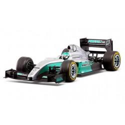 PL1545-30 Carrosserie - 1/10 Formule 1 - Transparente - F1-Fifteen