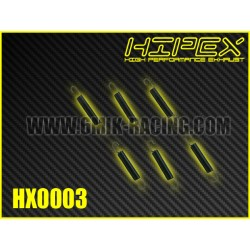 HX0003 Ressorts d'échappement medium (3 Pcs)