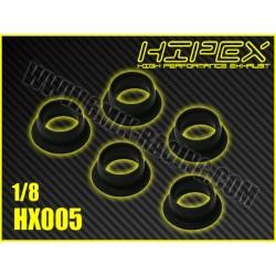 HX0005 Joints d'échappement 12 renforcés (5 Pcs)