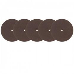 RAB5167/5 Set 5 disques à tronçonner 38 mm