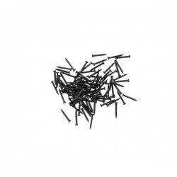 PPU8174/PB 100 épingles noires
