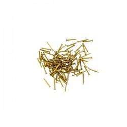 PPU8174/PG 100 épingles en laiton