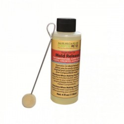 CMVOMR-LT Démoulant, huile végétarienne-4oz