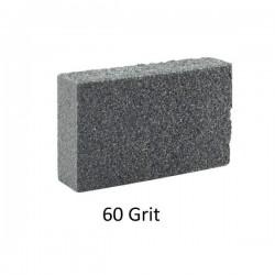 PAB0060 Blocs abrasifs réutilisables grossiers 60