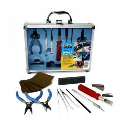 PTK1018 Ensemble d'outils de bricolage et d'artisanat 18pc