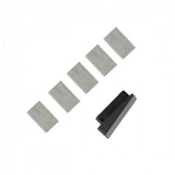 PTK8041 Lames d'outils de cintrage (5) et butée