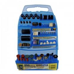 RC9400 Ensemble d'accessoires et étui 400pc