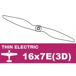 AP-16070E-3D APC - Electro Propeller - Thin – 16X7E(3D)