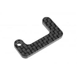 C-00100-002 Team Corally - Battery holder SSX-12 - Graphite 2.5mm - 1 pc