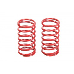 C-00100-036 Team Corally - Side Springs - Red 0.5mm - Soft - 2 pcs