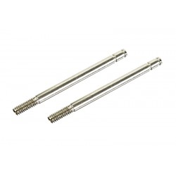 C-00100-035 Team Corally - Shock Shaft - Steel - 2 pcs