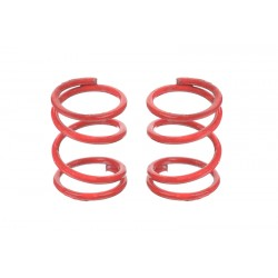 C-00100-037 Team Corally - Front Spring Coils - Red 0.4mm - Soft - 2 pcs