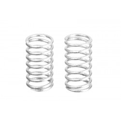 C-00100-103 Team Corally - Side Springs - Silver 0.6mm - Medium Soft - 2 pcs