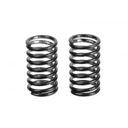 C-00100-104 Team Corally - Side Springs - Black 0.7mm - Medium - 2 pcs