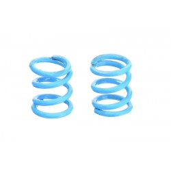 C-00100-105 Team Corally - Front Spring Coils - Blue 0.6mm - Hard - 2 pcs