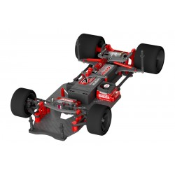 C-00110 Team Corally - SSX-10 Kit chassis - sans electronique, moteur, carrosserie, pneus