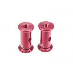 C-00120-032 Team Corally - Alum. Spacer Holder - A - 12mm - 2 pcs