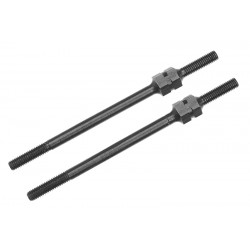 C-00130-017 Team Corally - Steering Turnbuckle - 62mm - Steel - 2 pcs