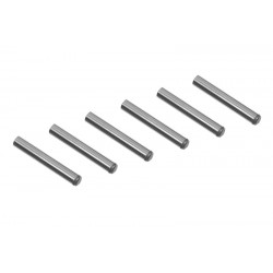 C-00130-026 Team Corally - Steel Pin - 3x20mm - 6 pcs
