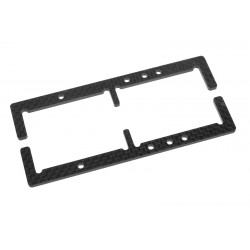 C-00130-097 Team Corally - Battery Plate SSX-8X 2 pcs