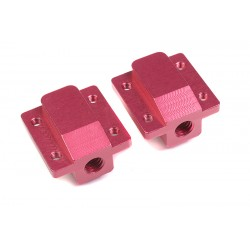 C-00130-215 Team Corally - Aluminum Pivot Ball Mounting Block - B - 2 pcs