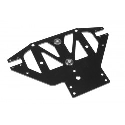 C-00131-006 Team Corally - Front Lower Suspension Plate SSX-8S - G10 - spherical ball (2) included - 1 pc