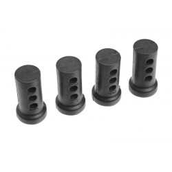 C-00131-062 Team Corally - Composite Body Mount - 4 pcs