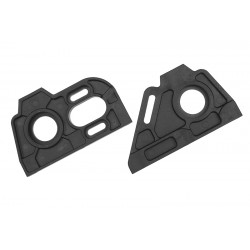 C-00131-070 Team Corally - Composite Rear Bulkhead - Left - Right - 1 pair