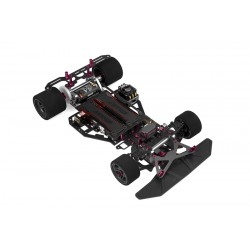 C-00132 Team Corally - SSX-8X Car Kit - Chassis kit only, no electronics, no motor, no body, no tires