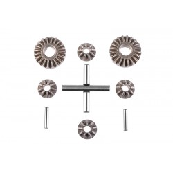 C-00140-034 Team Corally - Planetary Diff. Gears - Steel - 1 Set