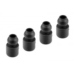 C-00140-067 Team Corally - Shock Bushing - Composite - 4 pcs