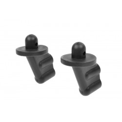C-00180-106 Team Corally - Support carrosserie - AV - Composite - 2 pcs